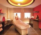 Anwendungsmoebel Treatment application Furniture  hotel ahlbeck fire Ice Wellness 9035