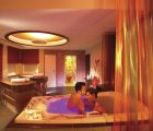 paar treatment Romantikbad romantic bath das ahlbeck hotel ahlbeck fire Ice Wellness D9839093